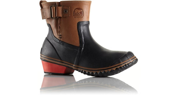 Sorel W's Slimpack Riding Glow Black, Bronco